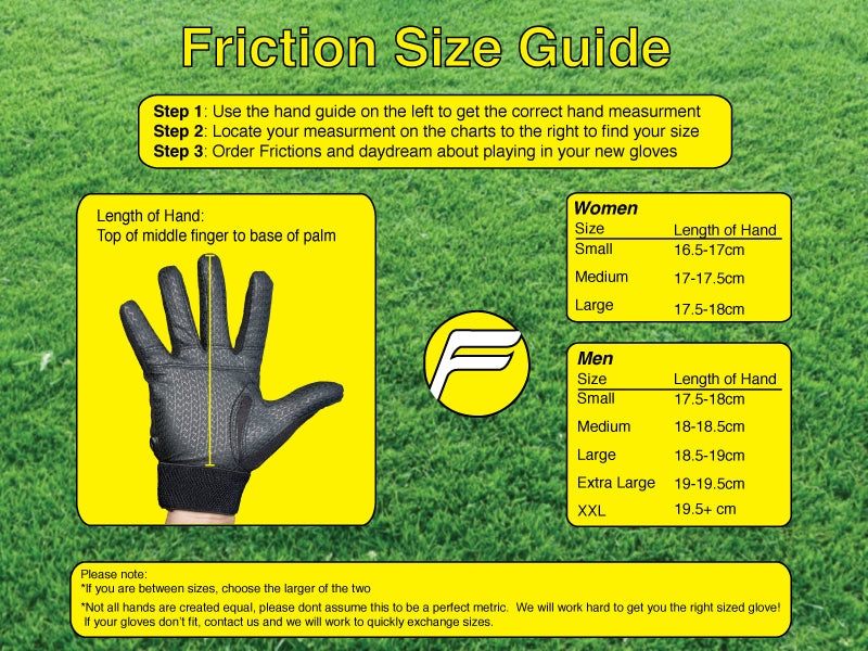 Wind Chill Custom Friction 3 Gloves