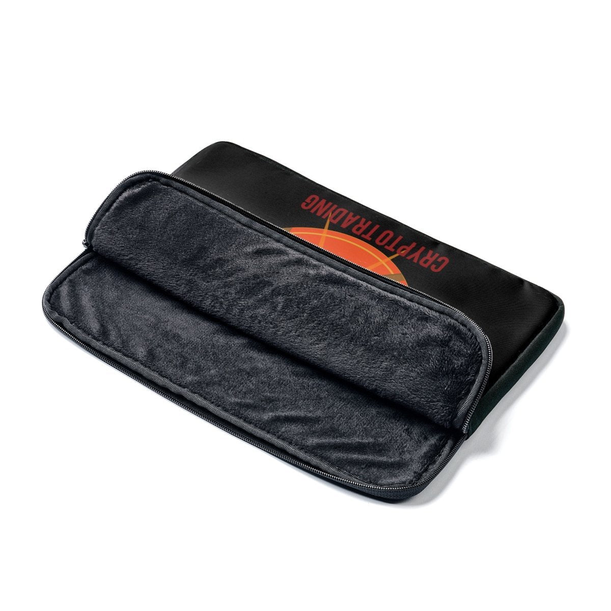 No Sleep Cryptotrading Laptop Sleeve-Accessories-DecentralMart