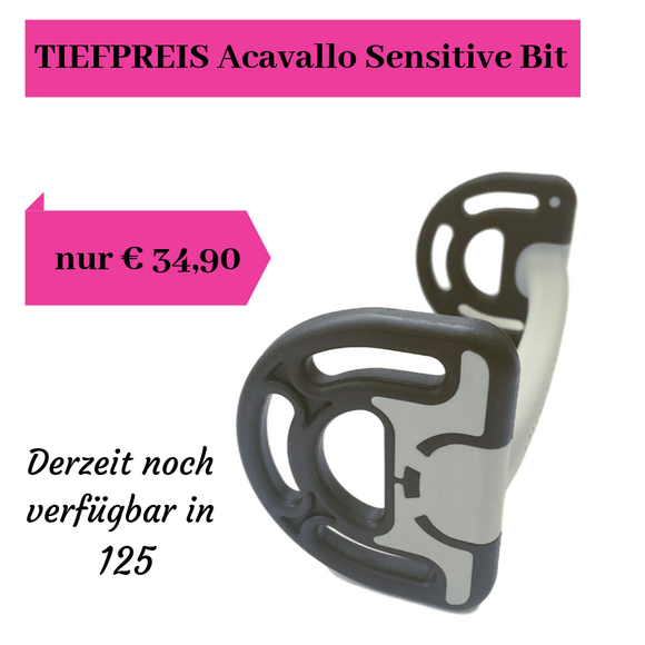 Acavallo Gebiss Sensitive