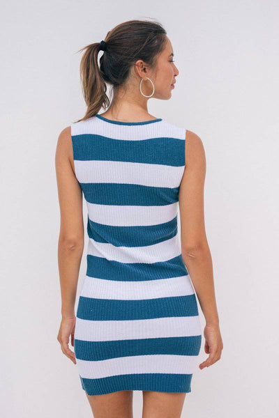 BOWIE KNIT DRESS - Kevore