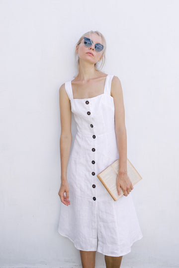 PINAFORE DRESS - Kevore