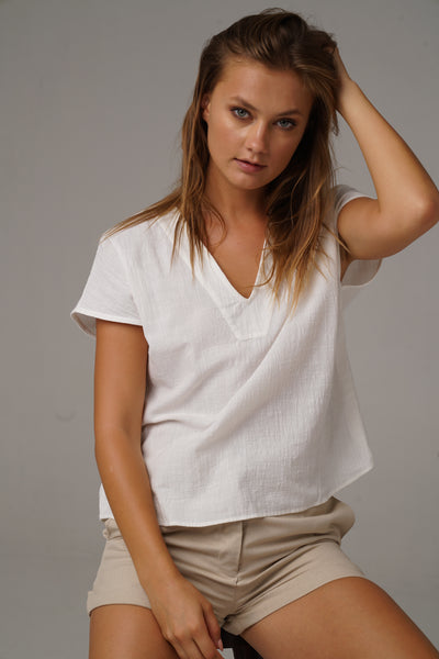 TOULOUSE BLOUSE - Kevore