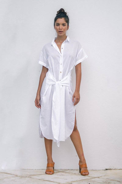 LAURA SHIRT DRESS