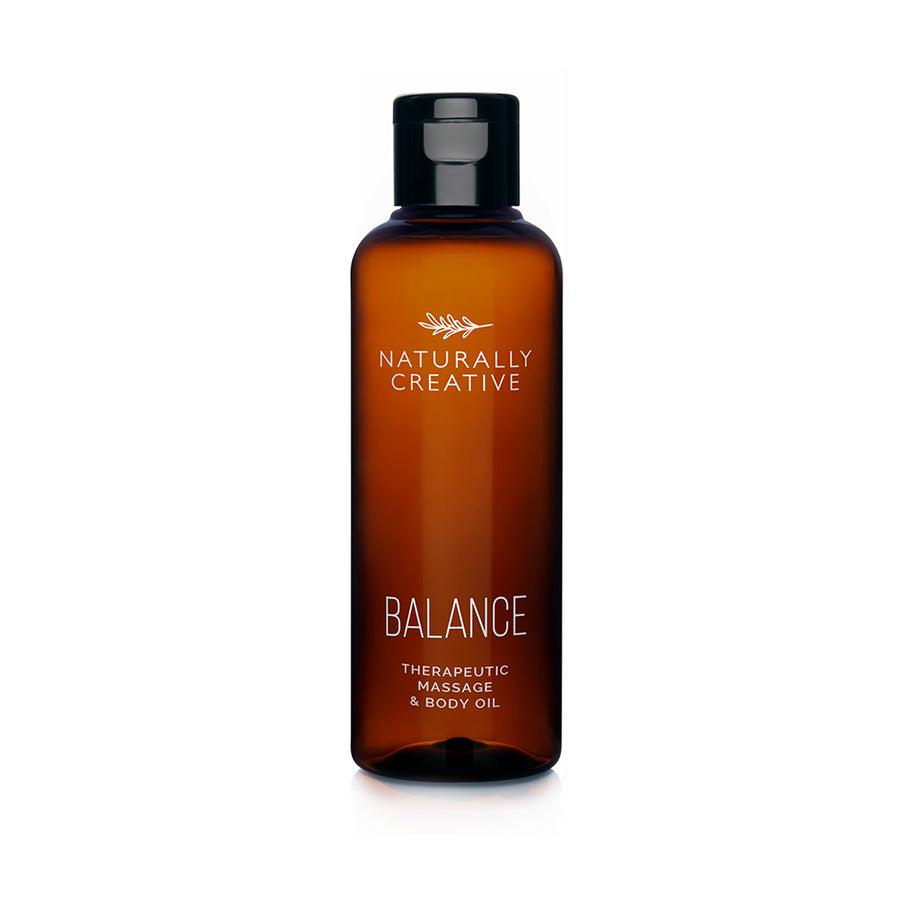 Balance massage oil