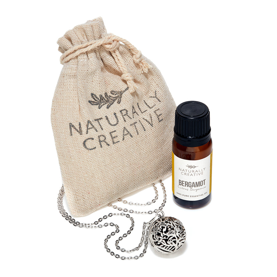Aromatherapy Gift set with Bergamot