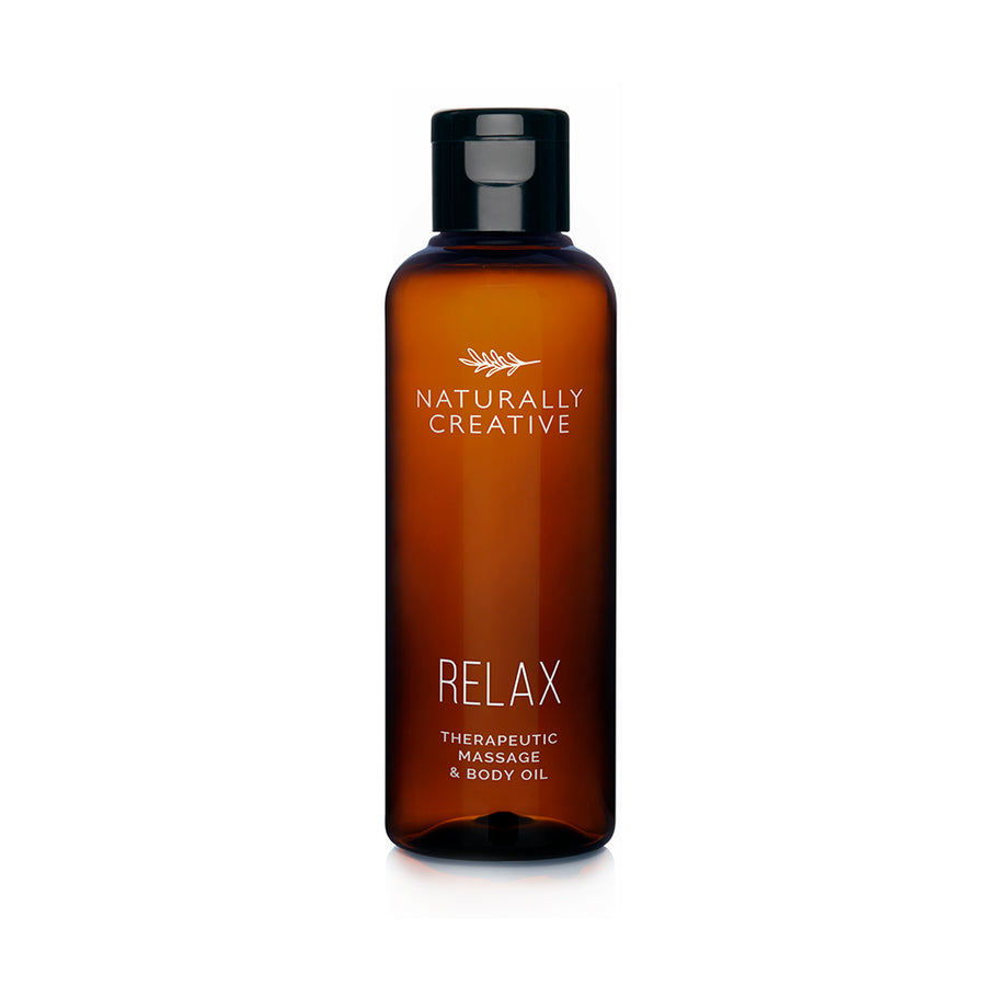Relax Therapeutic Bath Oil