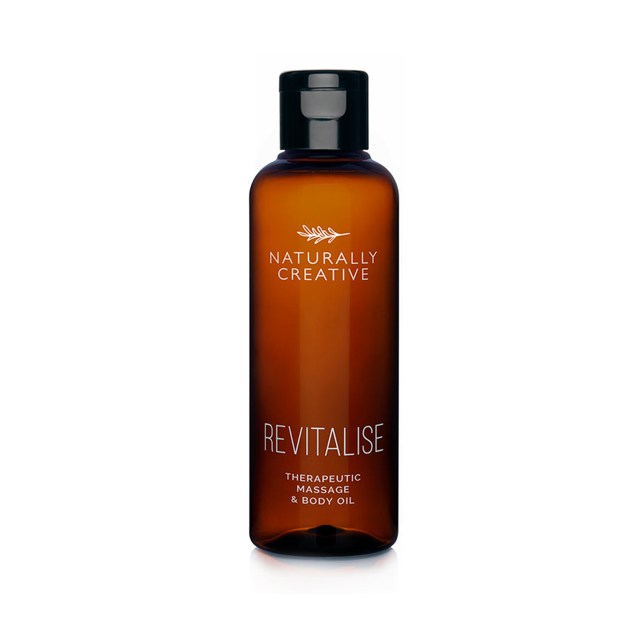 Revitalise Therapeutic Massage and  Body Oil 100ml