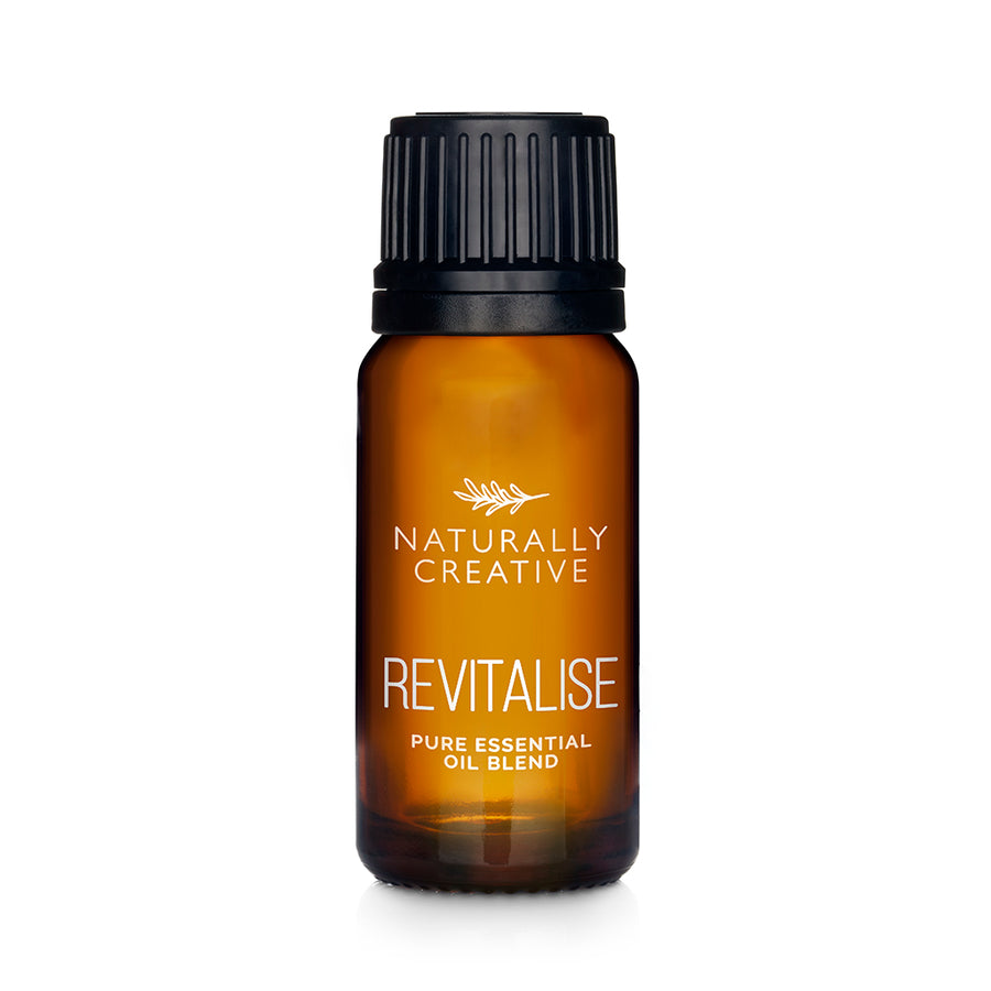 Revitalise Pure Essential Oil Blend