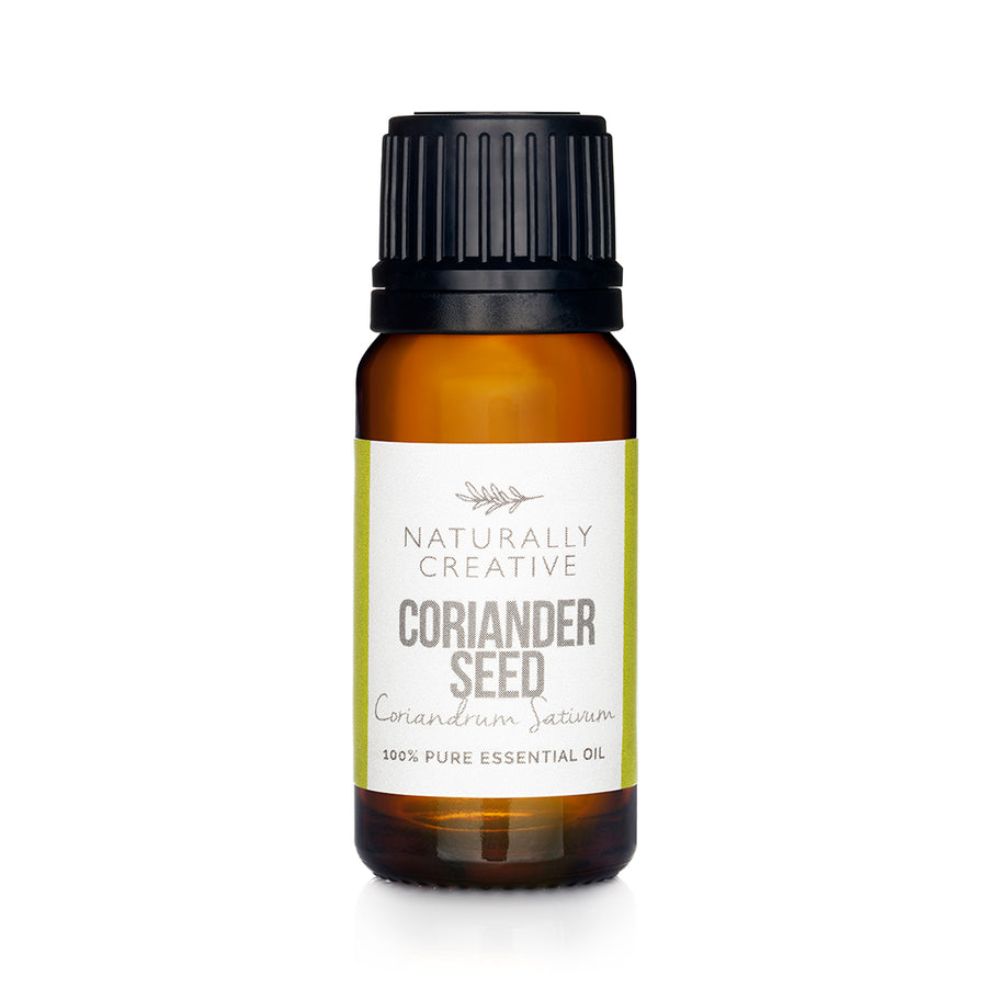 Corriander seed essential oil
