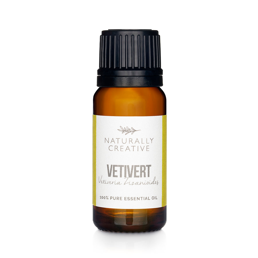 Vetivert essential oil