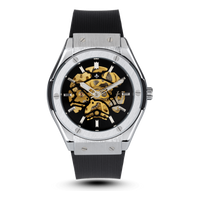 Prague Skeleton Automatic - Silver