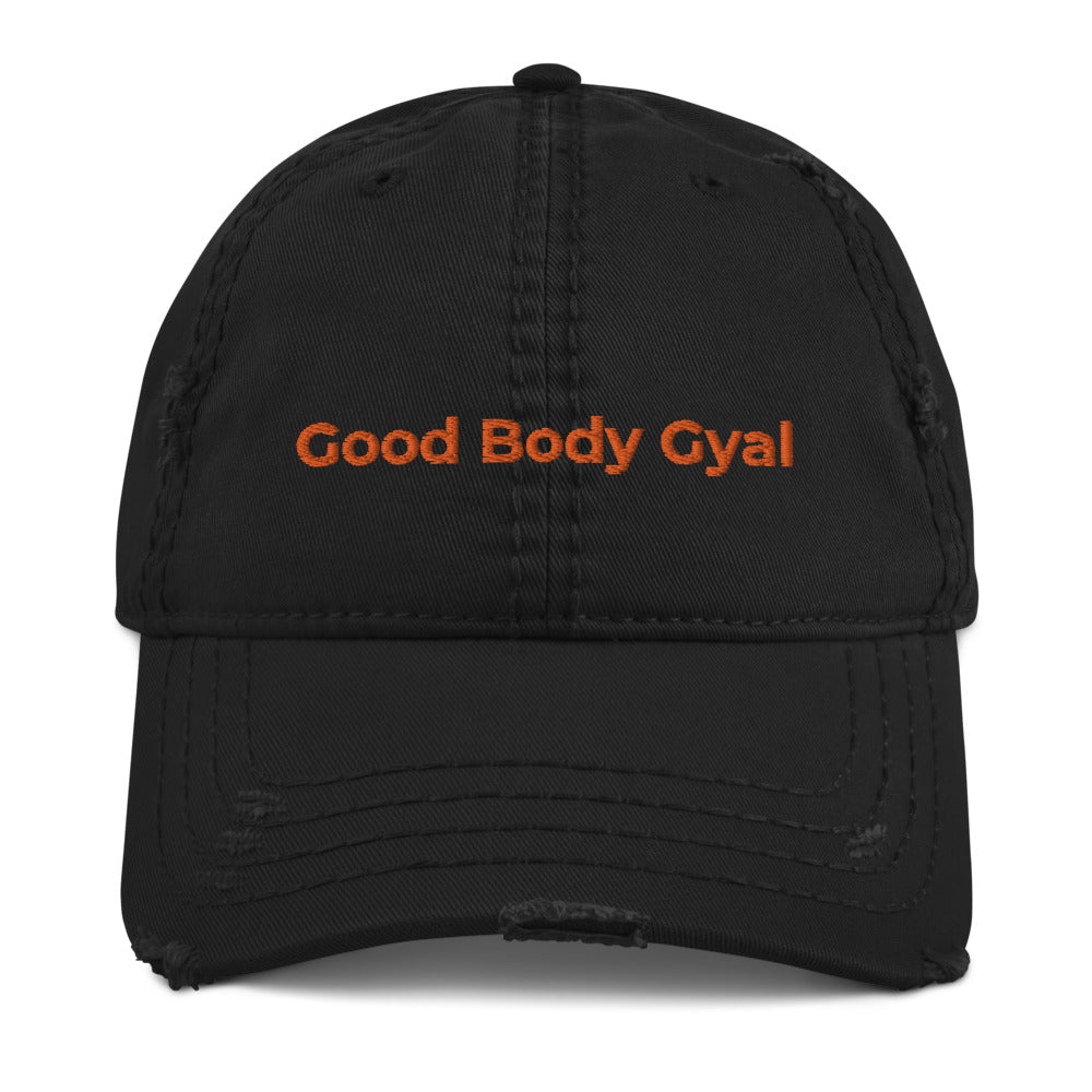 GBG Distressed Dad Hat