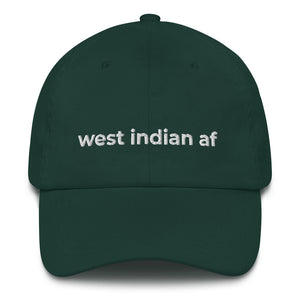 WIAF BLK Dad hat
