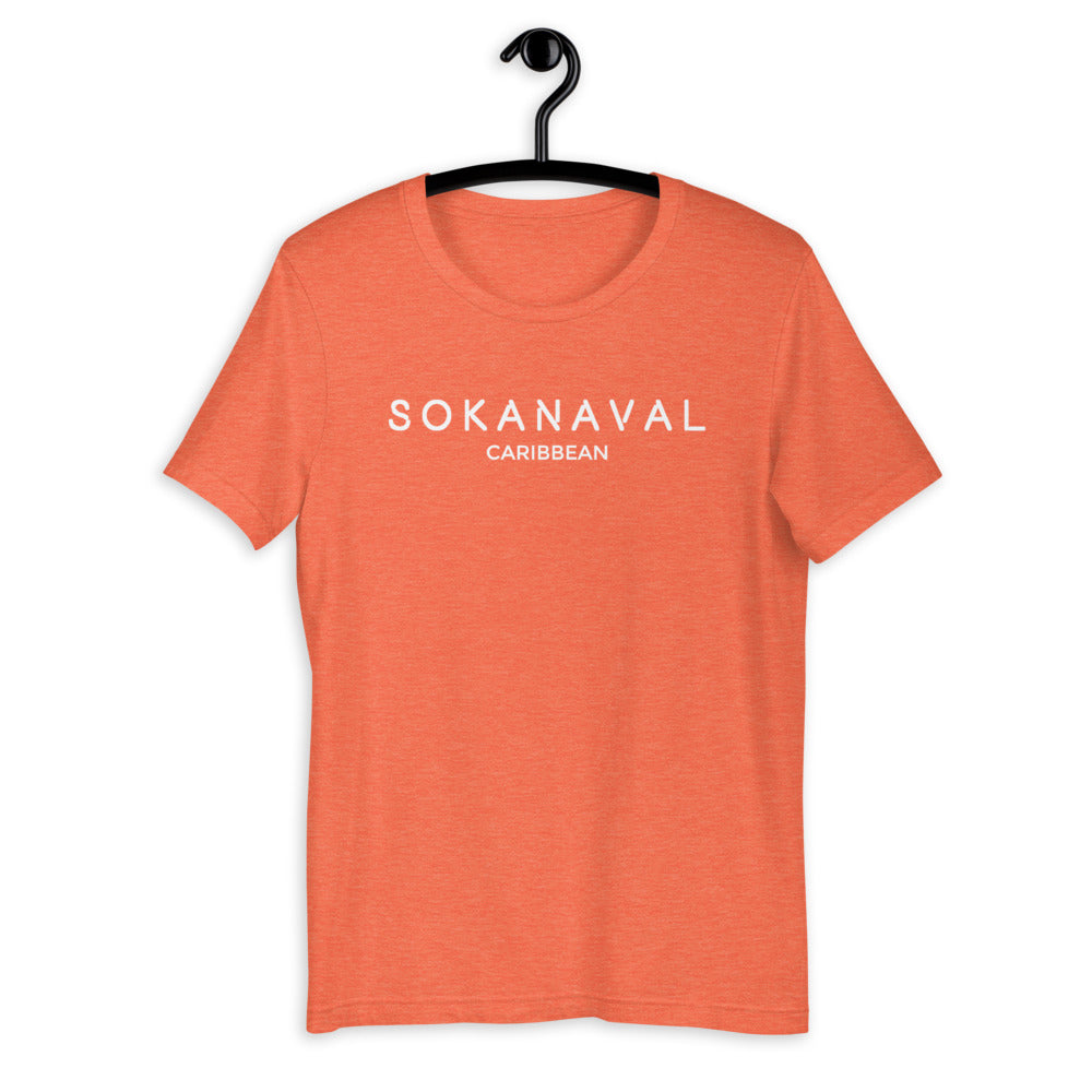 so Kanaval Short-Sleeve Unisex T-Shirt