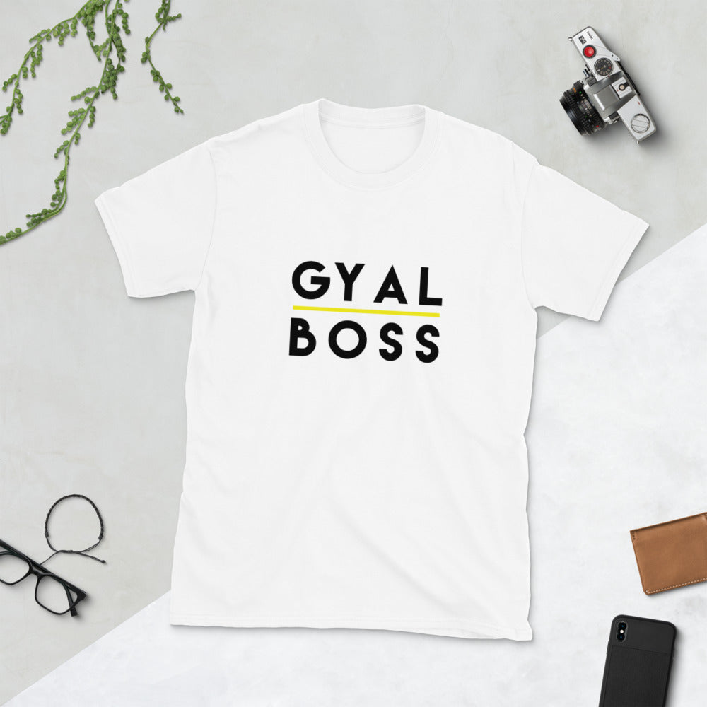 GyalBoss | Short-Sleeve Unisex T-Shirt