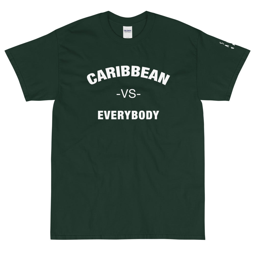Caribbean Vs Short Sleeve T-Shirt