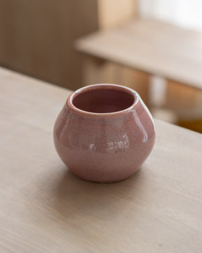The Pink Belly Vase