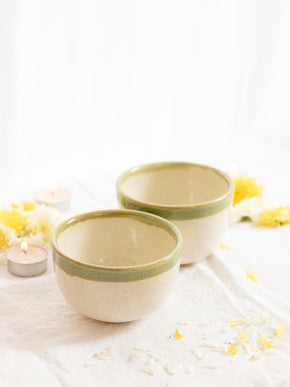 Monsoon Lily Bowl (Set Of Two)