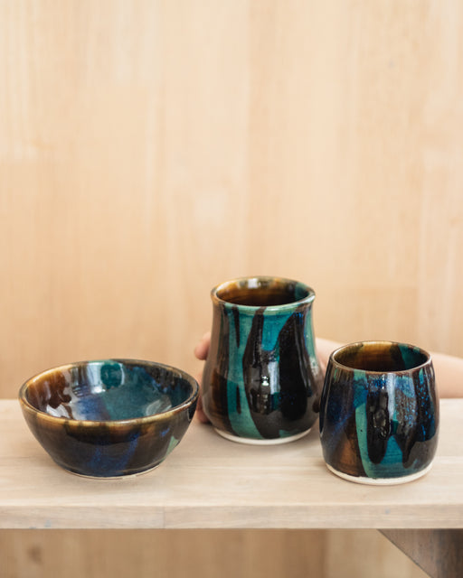Underwater Bowl Tumbler Set