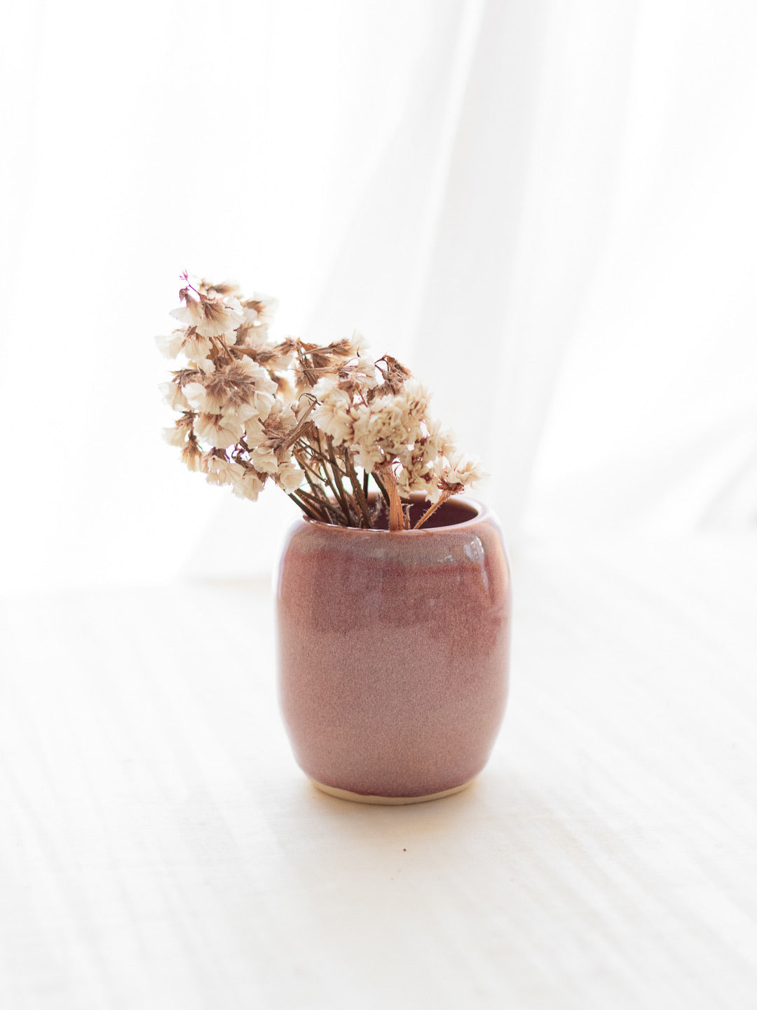 The Pink Petite Vase