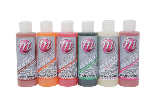 Mainline Match Carp & Coarse Sticky Syrups - The Creel Gloucester Mainline