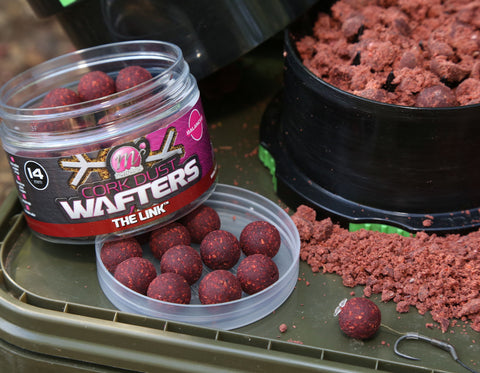 Mainline Dedicated Base Mix Cork Dust Wafters - The Creel Gloucester Mainline