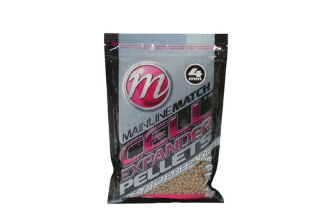 Mainline Match Cell Expander Pellets