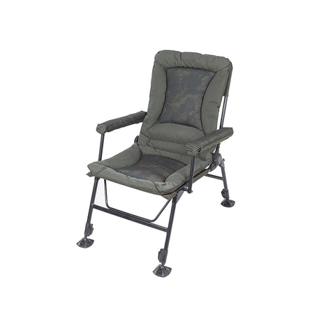 Nash Indulgence Big Daddy Camo Chair - The Creel Gloucester