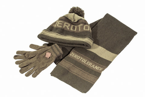 Nash ZT Hat, Scarf and Gloves Set