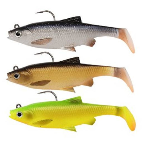 Savage Gear 3D Roach 3pcs Kit - The Creel Gloucester