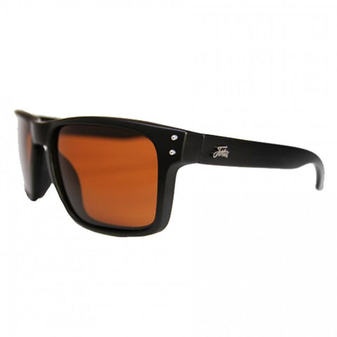 Fortis Bays Brown Lens Polarised Sunglasses - The Creel Gloucester Fortis