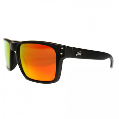 Fortis Bays Fire Lens Polarised Sunglasses - The Creel Gloucester Fortis