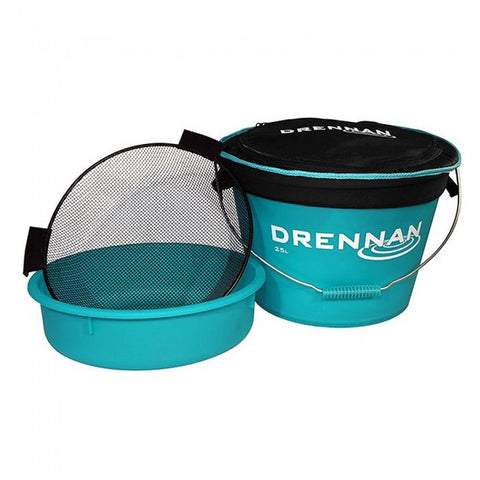 Drennan Bait Bucket Set 25L - The Creel Gloucester Drennan