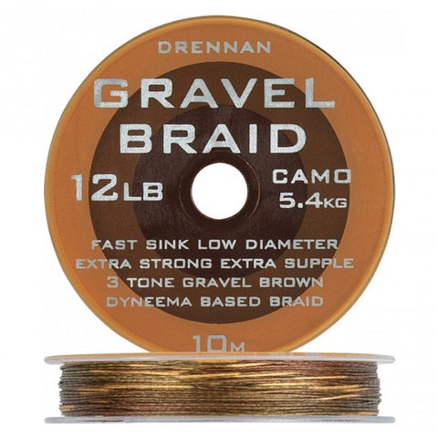 Drennan Gravel Braid - The Creel Gloucester Drennan