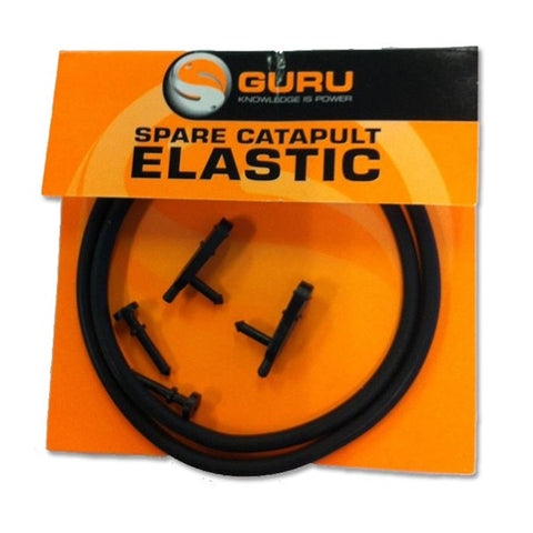 Guru Original Catapult Spare Elastic - The Creel Gloucester Guru