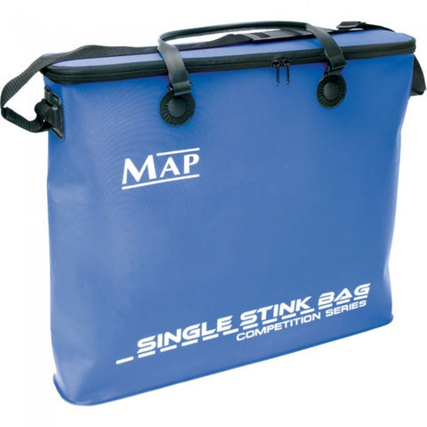 Map Single Eva Stink Bag - The Creel Gloucester