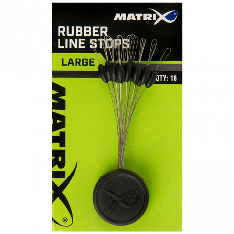 Matrix Rubber Line Stops - The Creel Gloucester Matrix