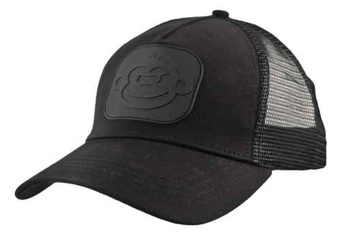 RidgeMonkey Trucker Cap Black Black - The Creel Gloucester