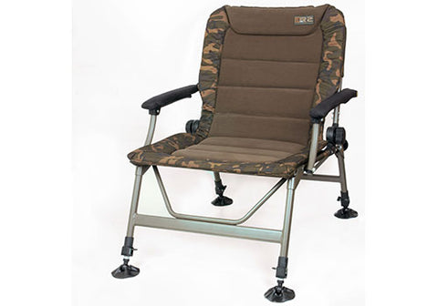 Fox R2 Camo Chair - The Creel Gloucester Fox
