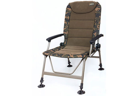Fox R3 Camo Chair - The Creel Gloucester Fox