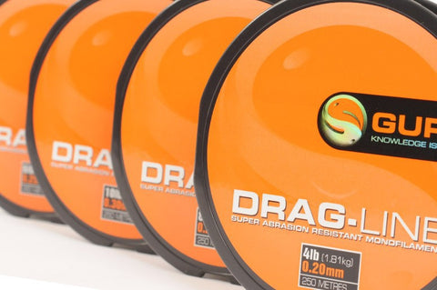 Guru Drag Line Monofilament - The Creel Gloucester Guru