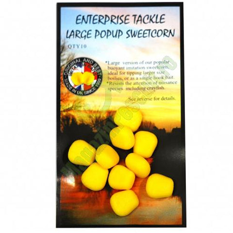 Enterprise Tackle Large Pop Up Sweetcorn - The Creel Gloucester Enterprise Tackle