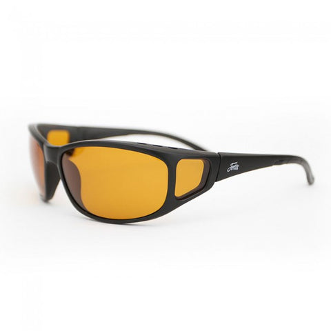 Fortis Wraps Amber AM/PM Polarised Sunglasses - The Creel Gloucester Fortis