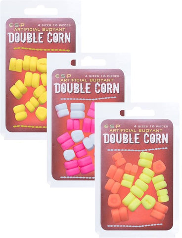 ESP Artificial Buoyant Double Corn - The Creel Gloucester ESP
