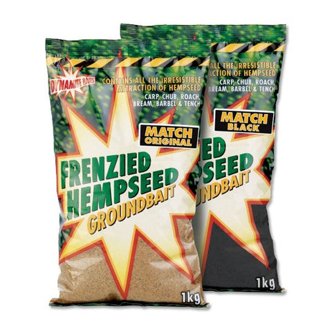 Dynamite Baits Frenzied Hemp Groundbait - The Creel Gloucester Dynamite Baits