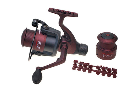 Drennan Red Range Feeder Reel 6-40 - The Creel Gloucester Drennan
