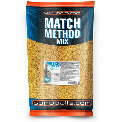 Sonubaits Match Method Mix 2kg - The Creel Gloucester