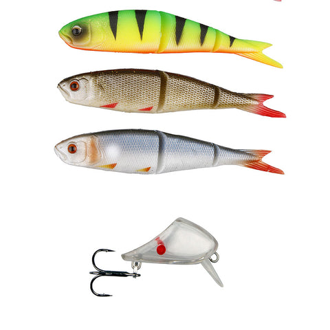 Savage Gear Soft 4Play 9.5cm Lip Scull Kit - The Creel Gloucester