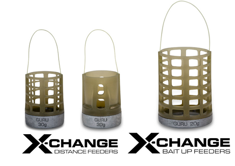 Guru X-Change Distance Feeder - The Creel Gloucester Guru