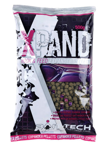 Bait-Tech Xpand Pellets - The Creel Gloucester Bait-Tech